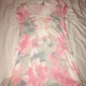 Akemi kin Anthropologie Blouse sheer XS
